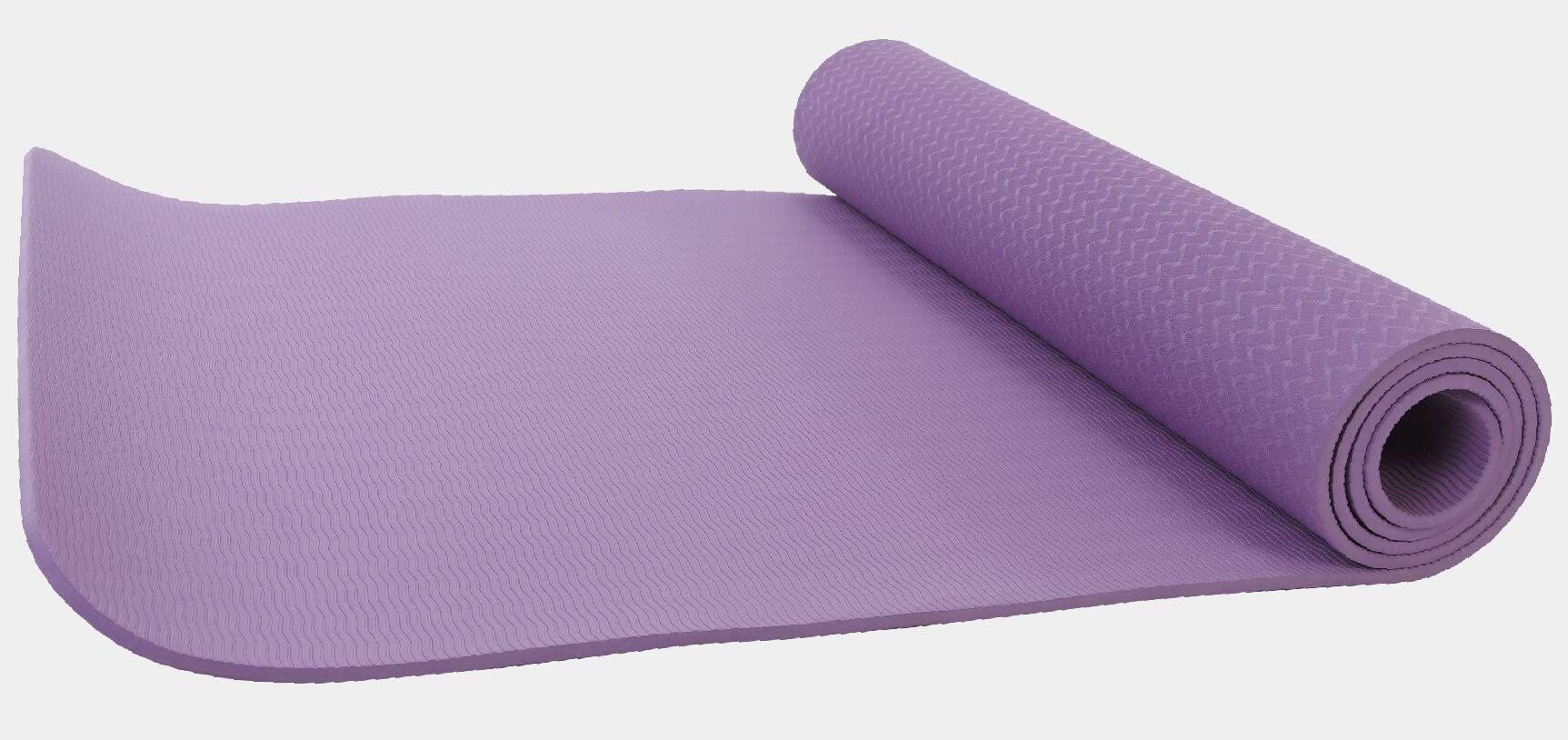 单色TPE瑜伽垫