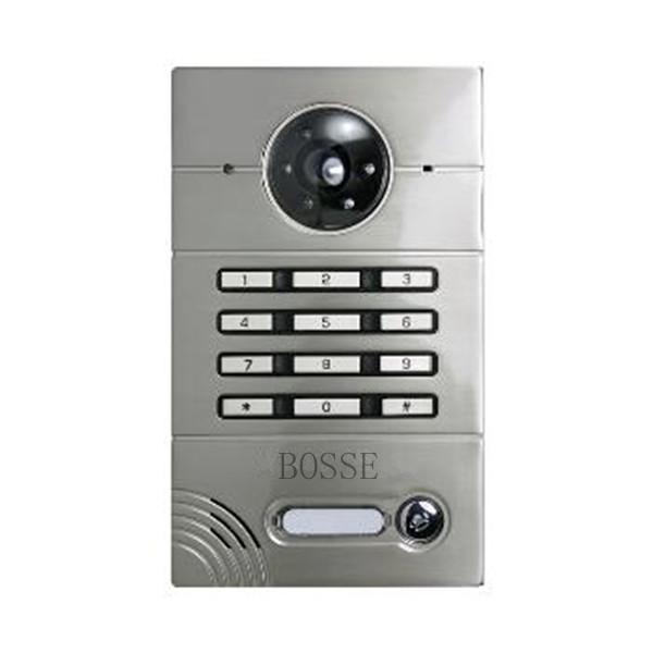C3款二次门口机密码按键式