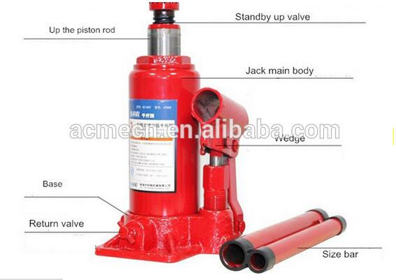 The ISO approved hand crank oil press red