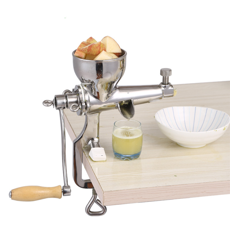 Hand manual Blender Juice mini Fruit vegetables Slow Extractor Juicer