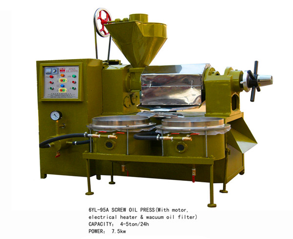 6YL-95A soybean oil press machine