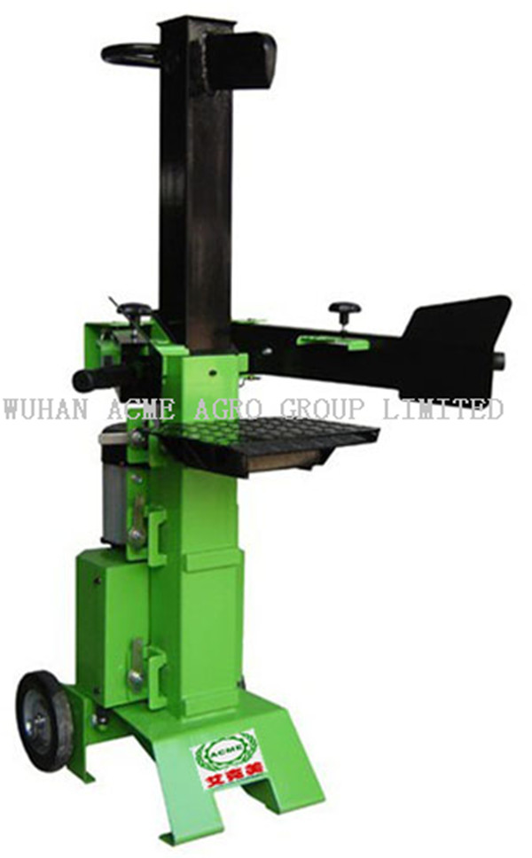 Agricultural machine used in farm to splitter wood,vertical log splitter with high quality