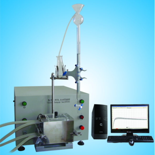 实验室粉质仪