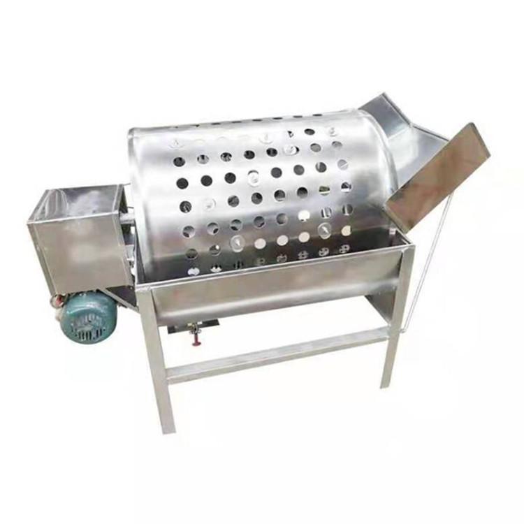 家用不銹鋼洗薯機去泥機小型滾筒式洋芋番薯地瓜土豆紅薯清洗機