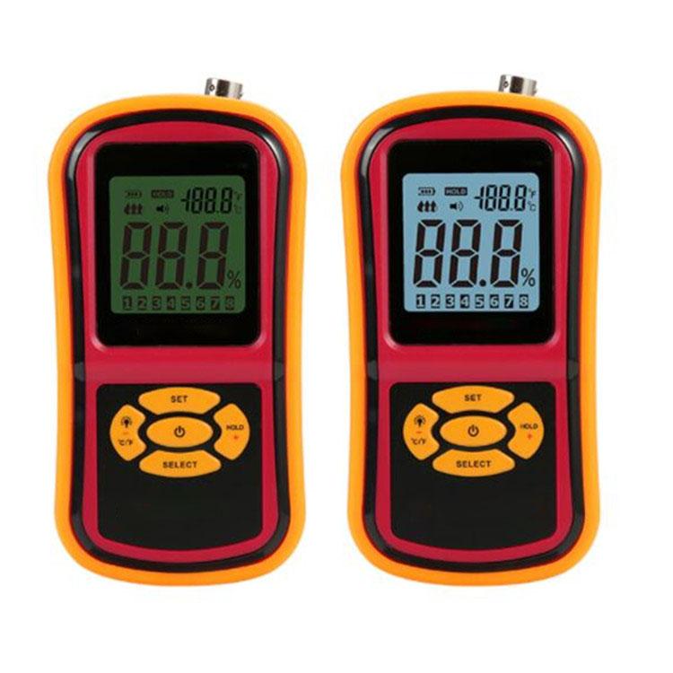 粮食水分仪小麦玉米谷物含水率检测分体式水分测量温度测试