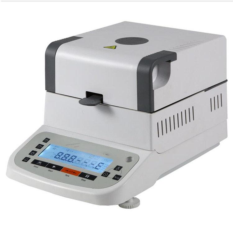 快速水分仪卤素水分测定仪食品塑料含水率固含量水份检测测试仪