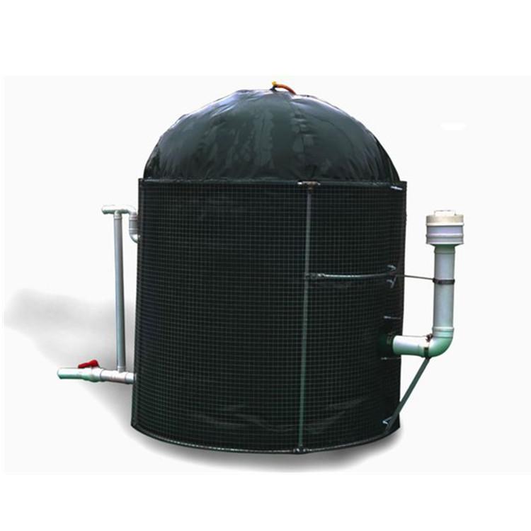 移动沼气池间支架悬挂一体式沼气发酵罐沼气产气池沼气发酵包
