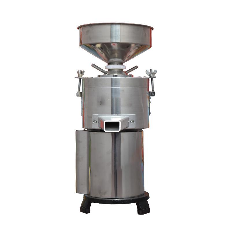 多功能 商用芝麻酱机小型家用花生酱机器制作麻酱麻汁石磨研磨机