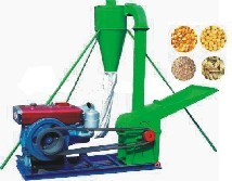 AMC40木薯加工设备