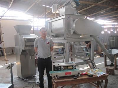洗衣粉生产线