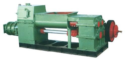 JZK40型双级真空挤出制砖机