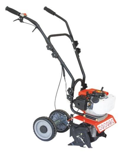2HP小型汽油农场自走式旋耕机