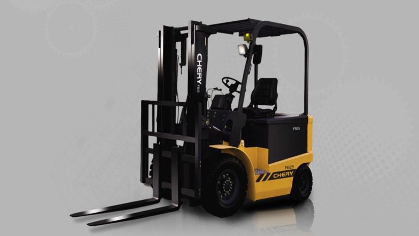 1-3.5吨(汽油/ LPG双燃料)内燃平衡重柴油叉车
