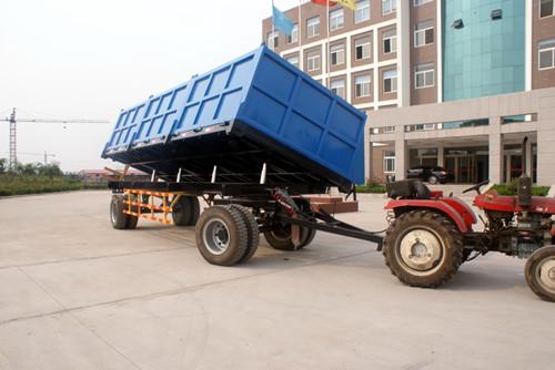 7CX-20 自卸拖车