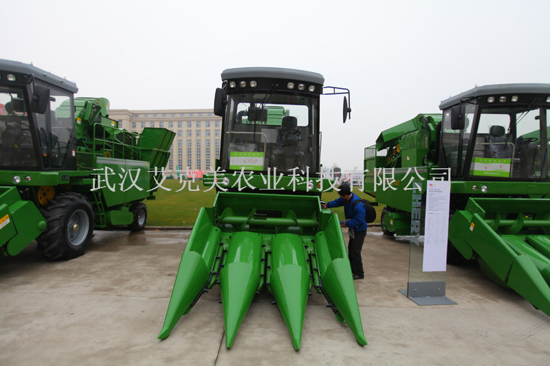 厂家专售全功能高效率玉米联合收割机