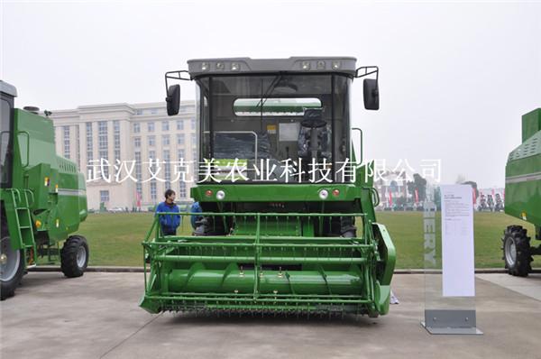 新型农用机械设备联合收割机 小麦收割机