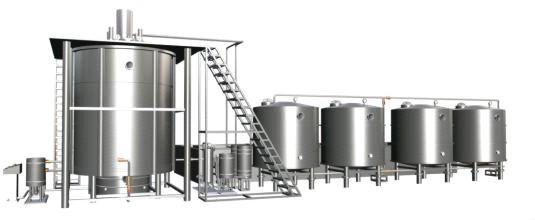 臥式不銹鋼成套蒸谷米加工設備