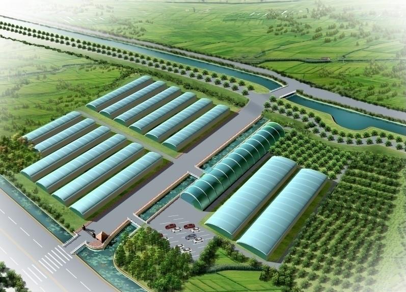 農用溫室大棚