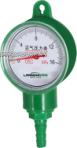 绿色压力表