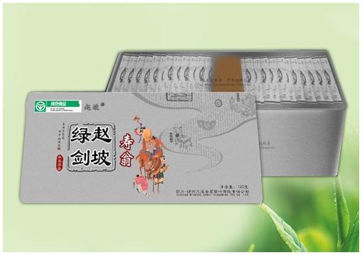 赵坡绿剑(寿翁)3克*40袋