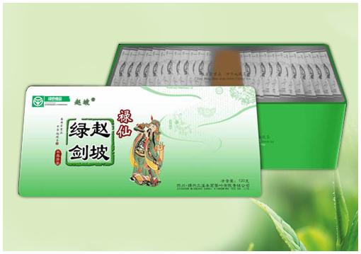 赵坡绿剑(禄仙)3克*40袋