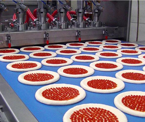 比萨生产线