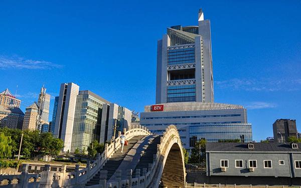 北京电视台演播厅