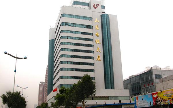 山东电视台演播厅