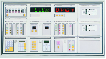 Integrated multi-functional control unit