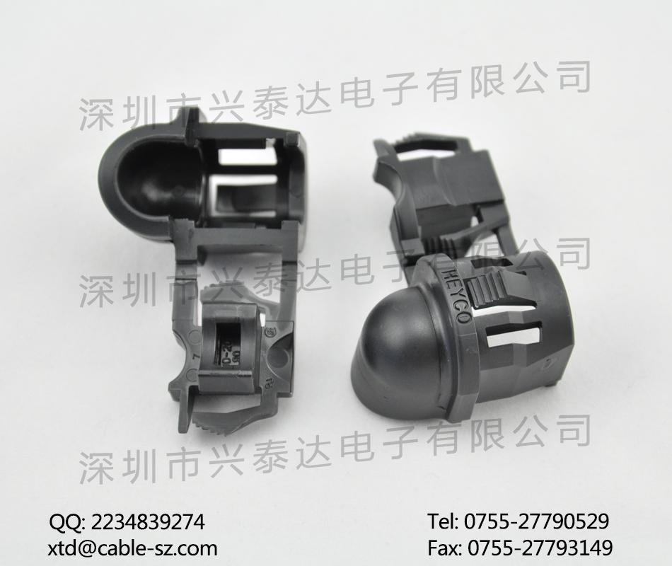 RDD系列heyco线扣(90°直角型)