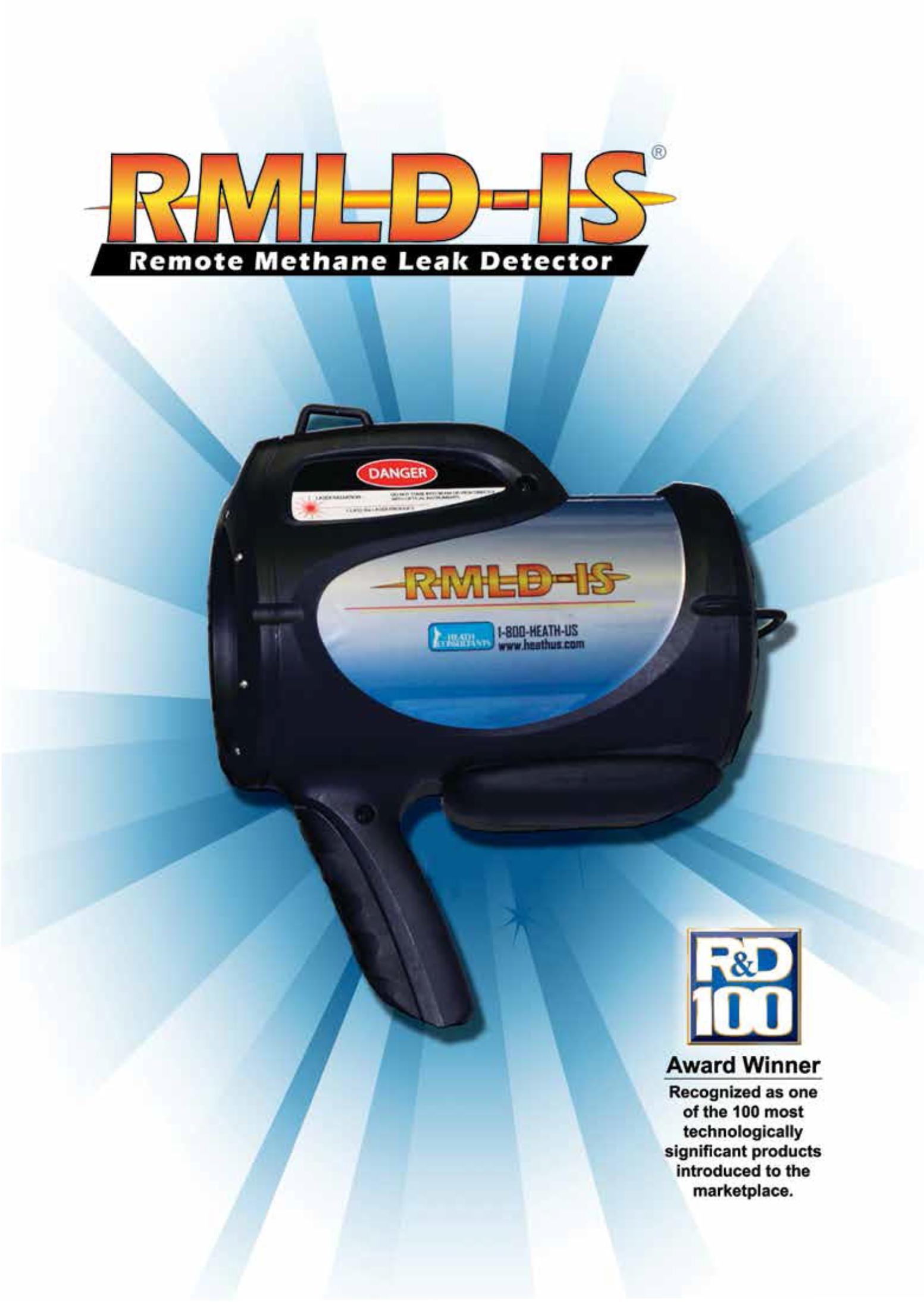 RMLD -IS雷射遙距甲烷檢測儀