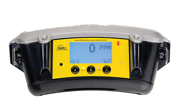 SS PMD激光甲烷电动巡检车系统