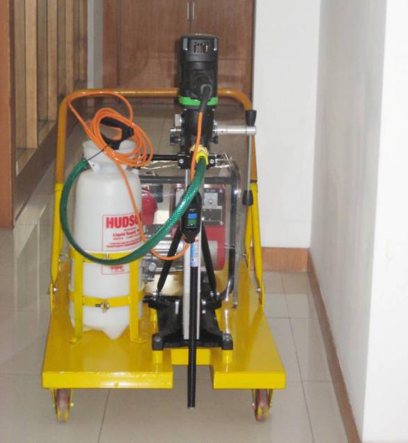 YJ-CD-A路面钻孔机(环保型)