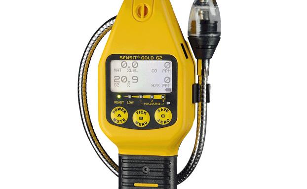 SSG CGI G2全量程多用途燃氣泄漏巡檢儀