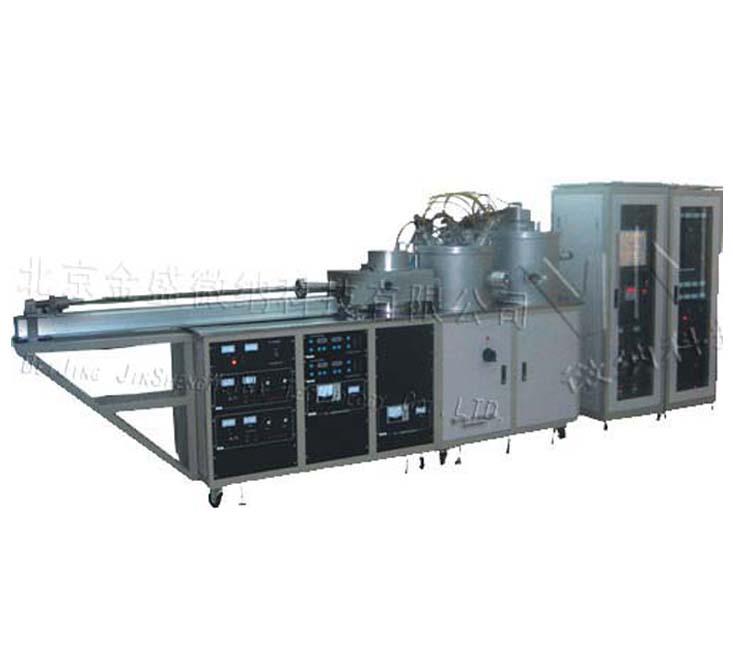 MSIB-6000型磁控濺射/離子束濺射一體機
