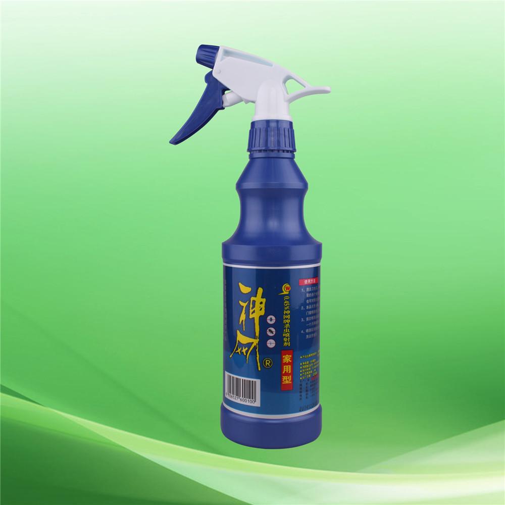 水基家用型杀虫剂