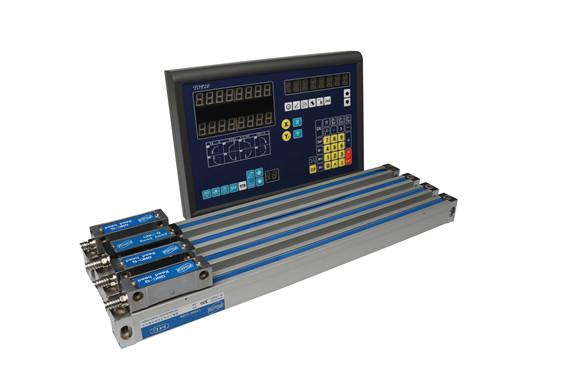 高密保定唐山高精度1U光栅尺数显改造优质供货商