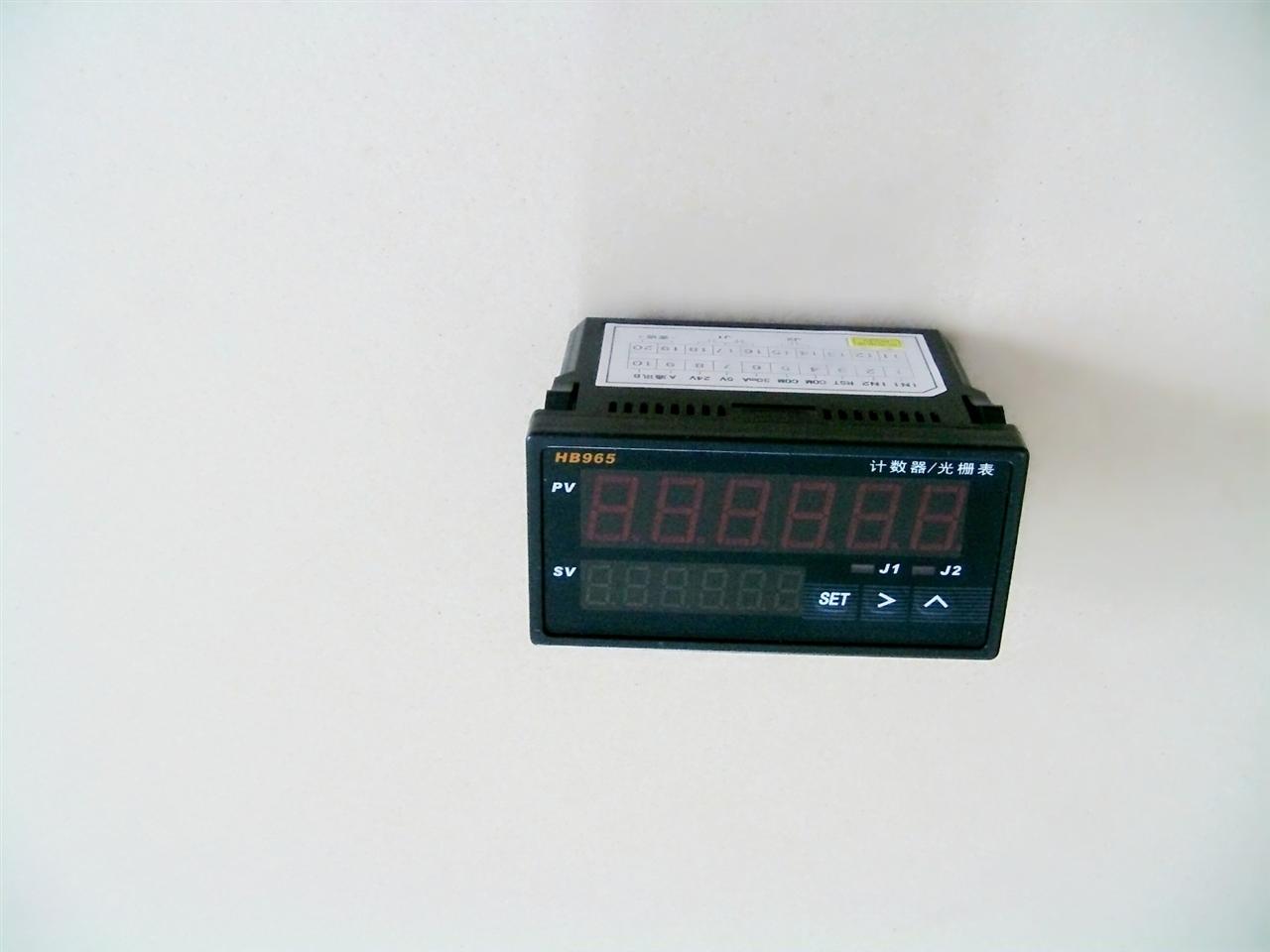 HB965光栅数显表资料