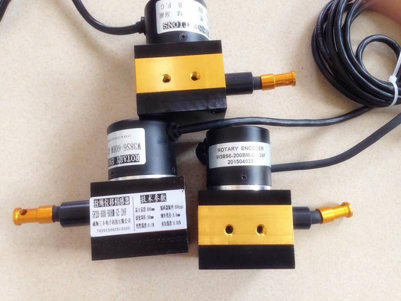 威海烟台0.6米拉线编码器低价清仓