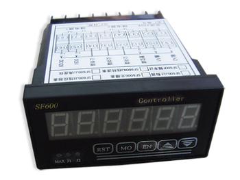 供应烟台龙口SF600四倍频数显表