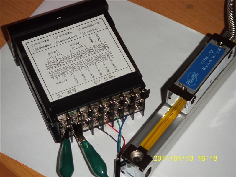 测角度专用SF600单轴数显表