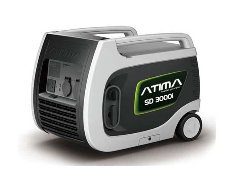Atima SD3000i 数码变频发电机组