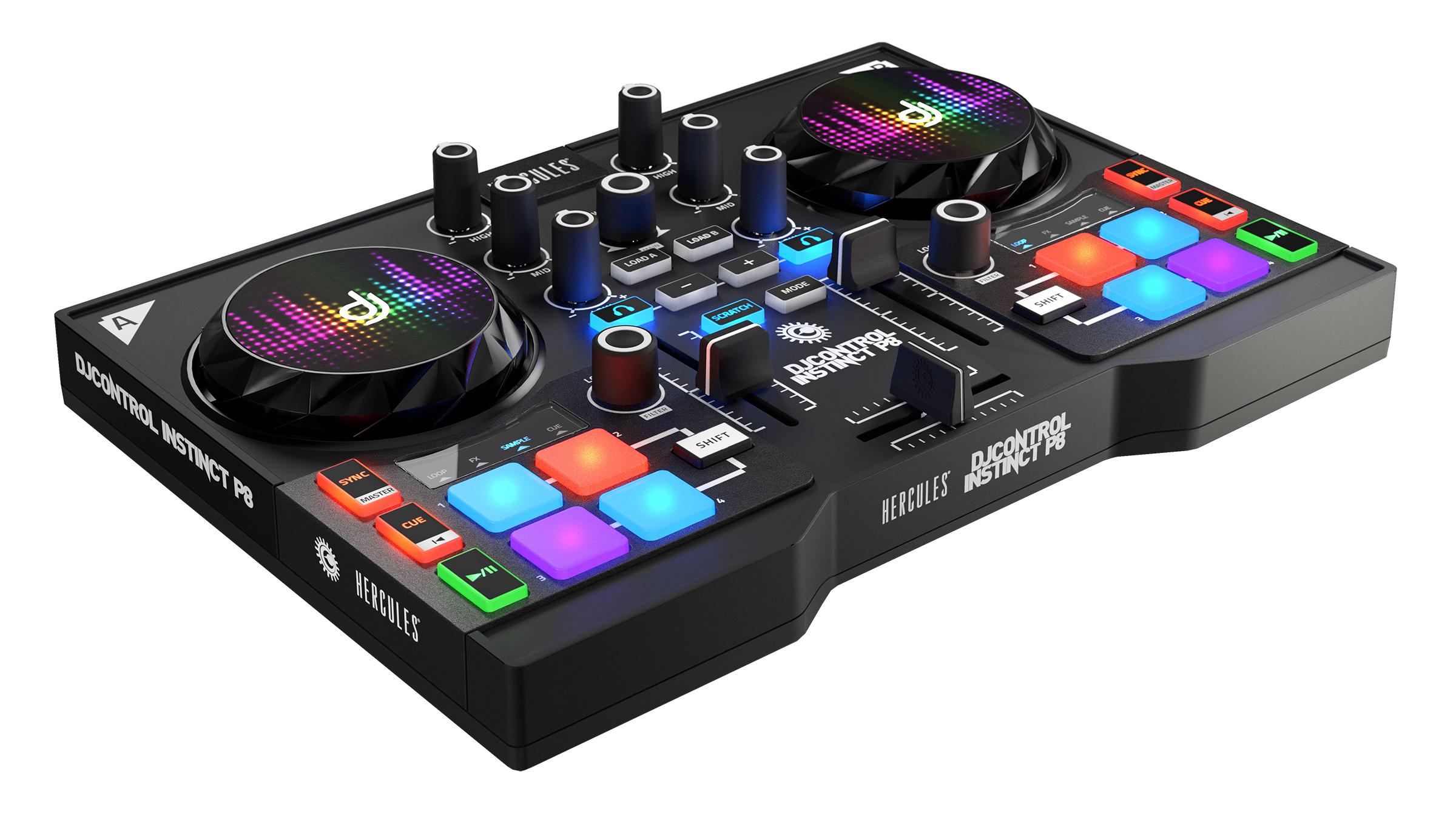 DJControl Instinct P8