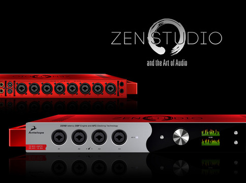 Zen Studio Portable Audio Interface