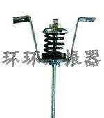 V型阻尼弹簧吊架减振器
