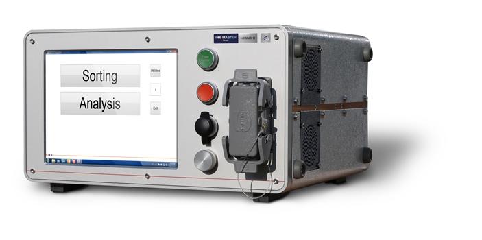 便携式 移动式光谱仪 日立分析仪器直读光谱仪OES