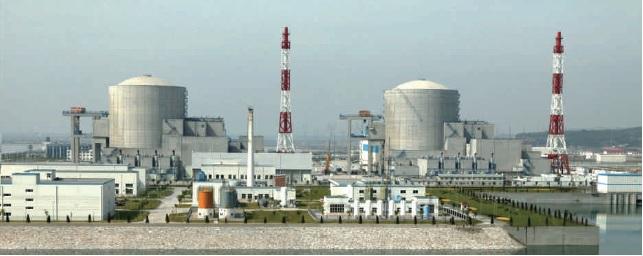 冠林电子-田湾核电站扩建工程