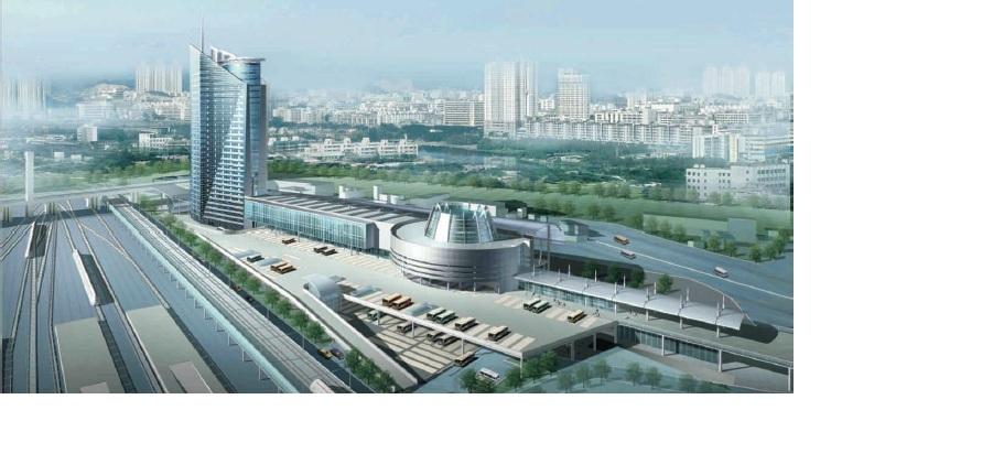 冠林电子--长途汽车站工程