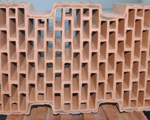 大孔薄壁空心砖