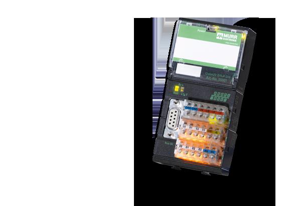 穆尔电子的I/O系统将执行器和传感器连接到控制端。从实用的分线盒解决方案到高性能的现场总线系统等不同型号的模块可供选择。